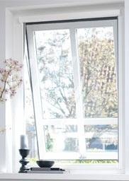 hor voor raam