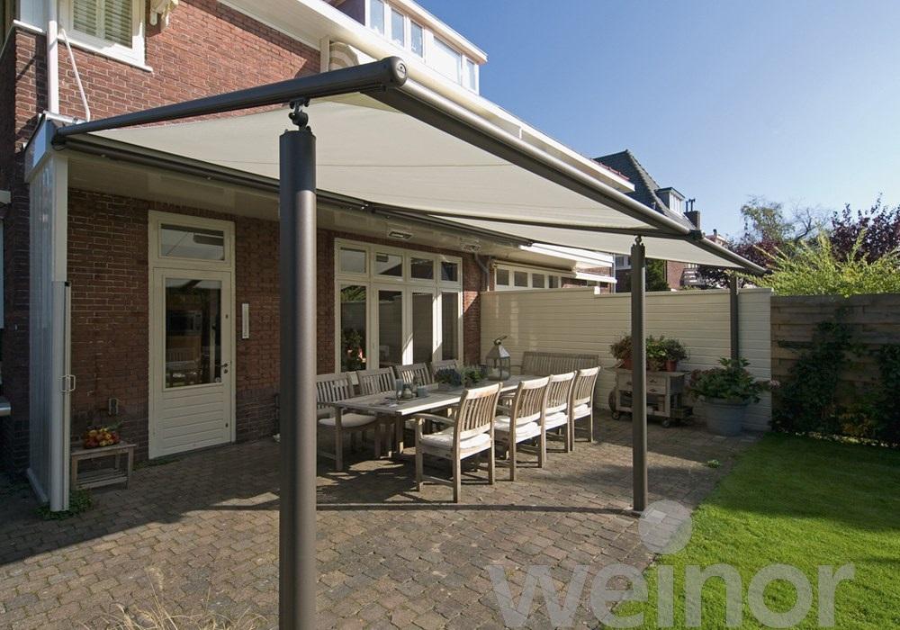 Bar Restaurant Structure Pour Terrasse Couverte